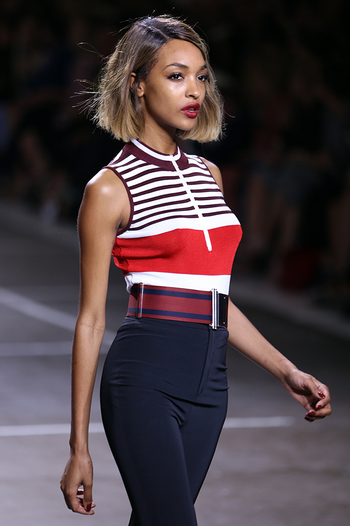 Model: Jourdan Dunn @ Storm Designer: Topshop
