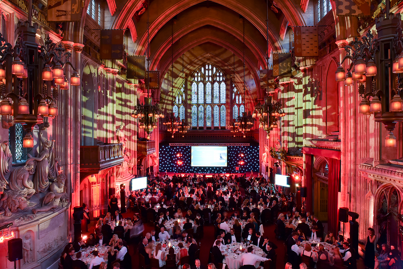 Gala 2016 at Guildhall London's Air Ambulance