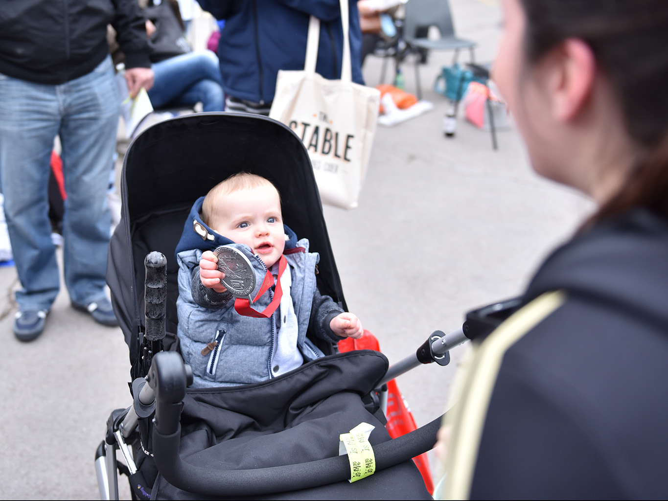 London Marathon 2015  Phab Kids