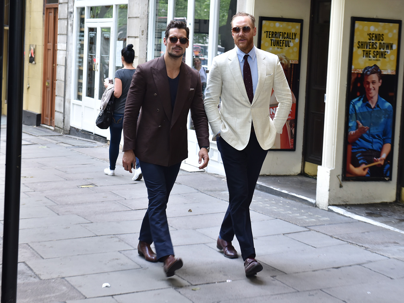 David Gandy & Joe Ottaway