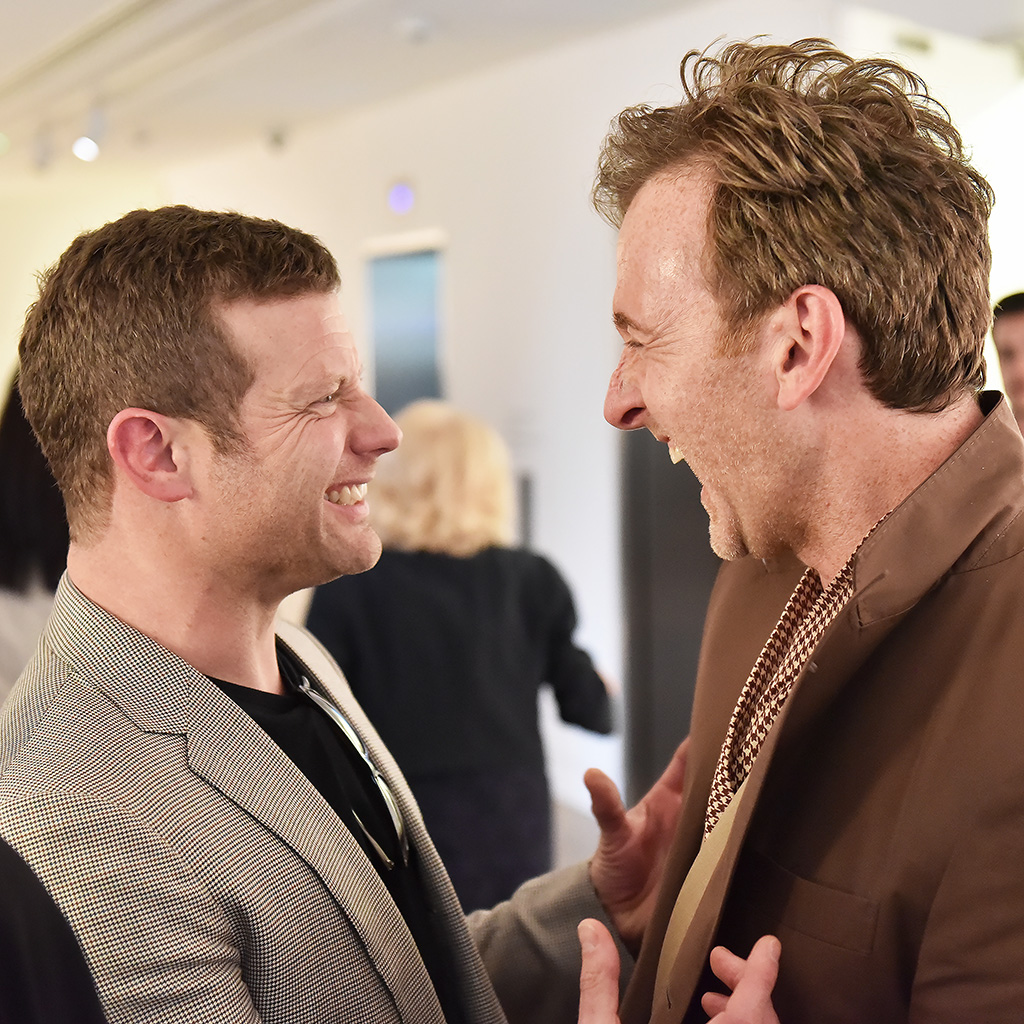 Dermott O' Leary & Tom Stubbs @ Dunhill